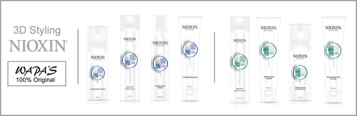 Nioxin 3D Styling