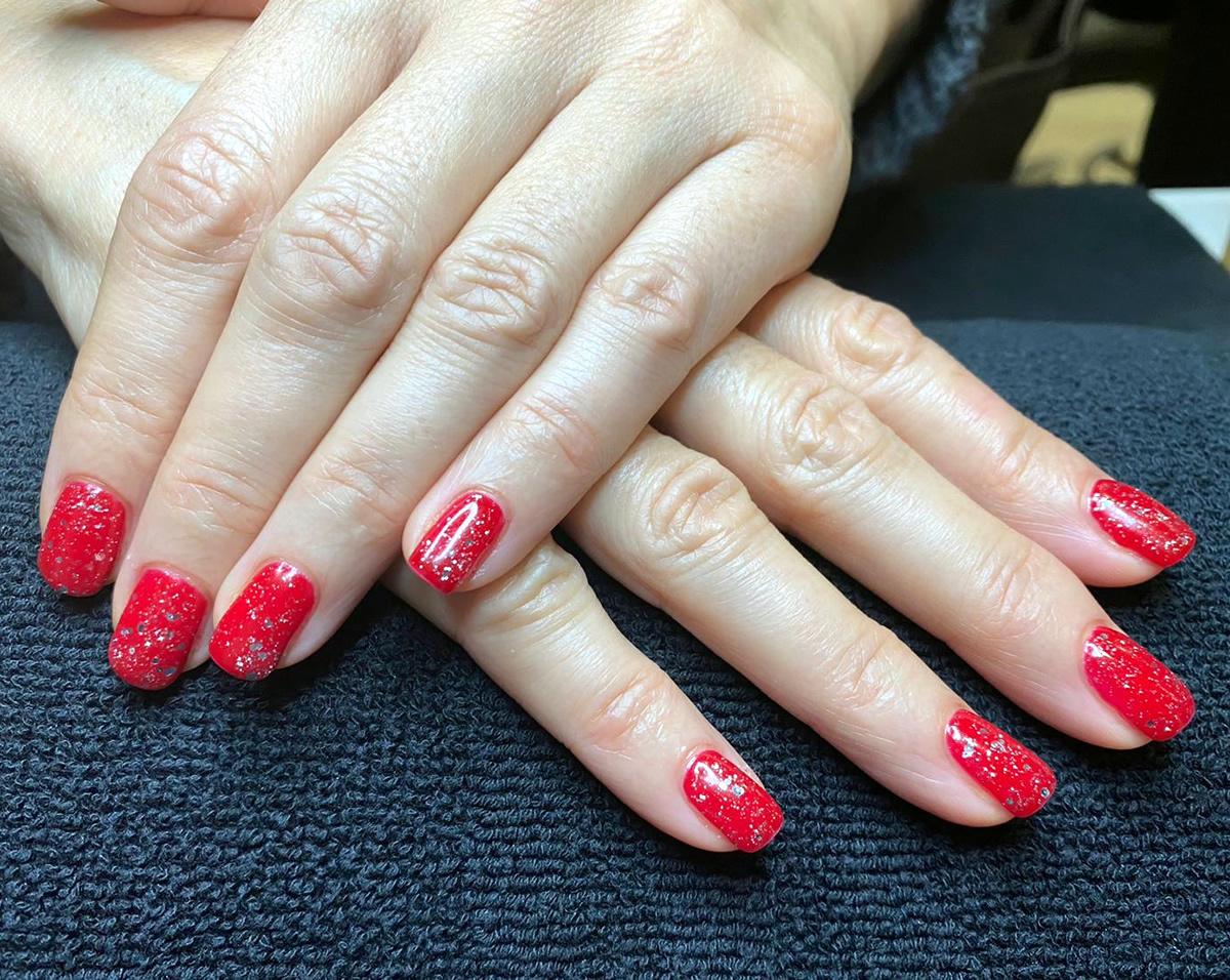 manicura uñas permanentes opi fantasia