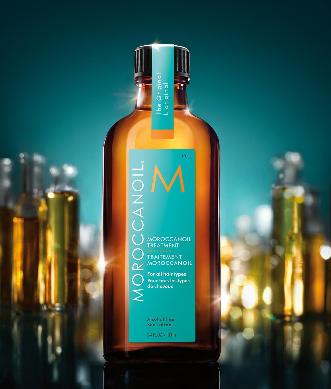 MOROCCANOIL, belleza y cuidado del cabello con aceites de Argán