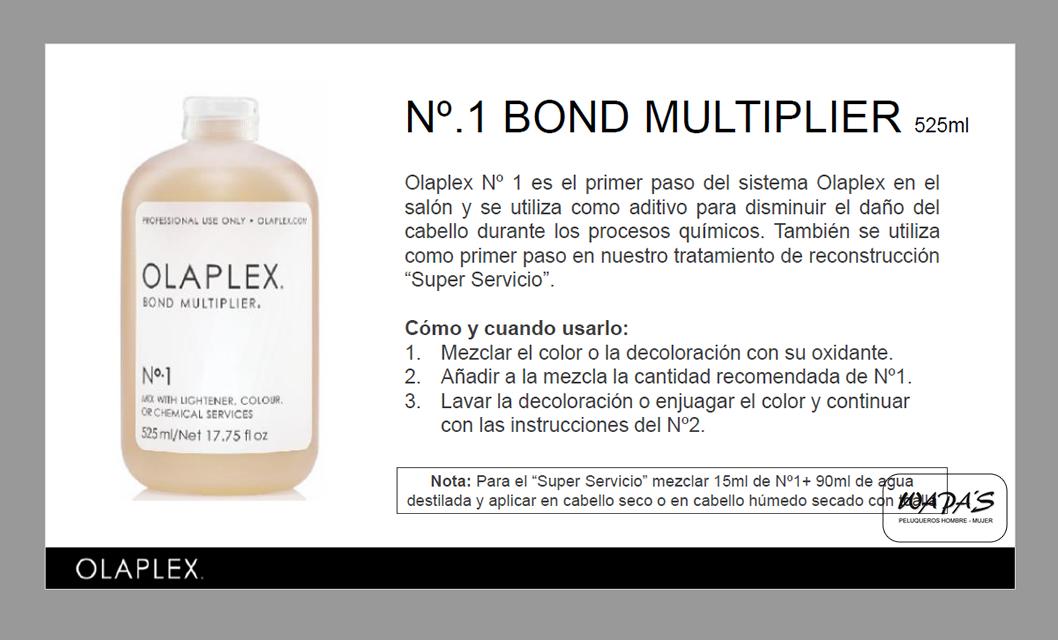 olaplex Nº.1 Bond Multiplier 525 ml