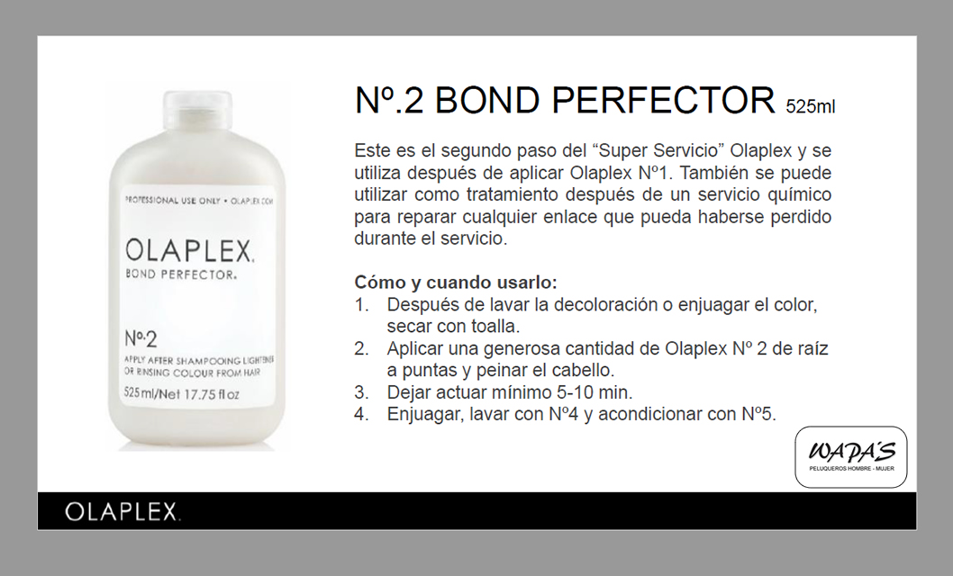 olaplex Nº.2 Bond Perfector 525 ml
