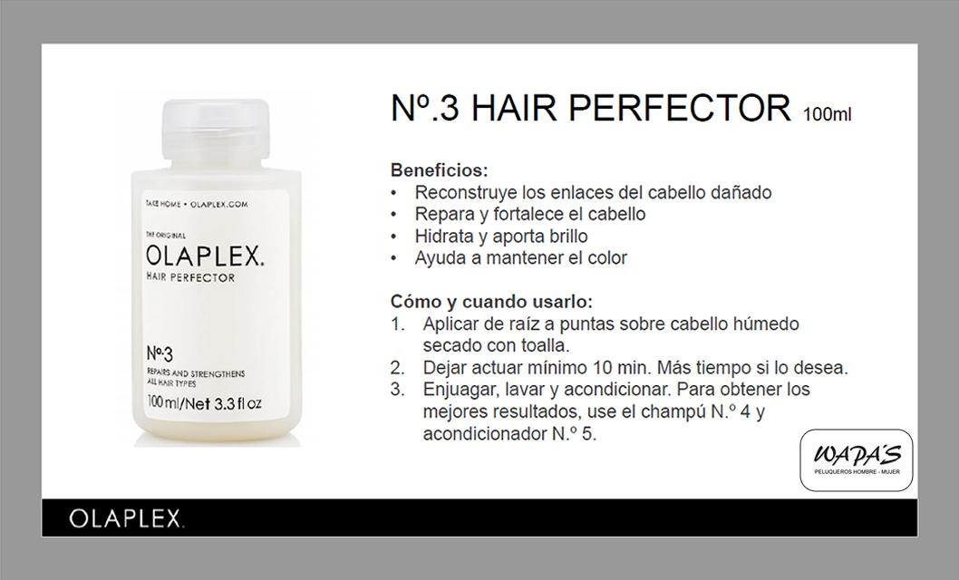 olaplex Nº.3 Hair Perfector 100 ml