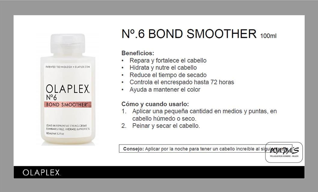 olaplex Nº.6 bond smoother 100 ml