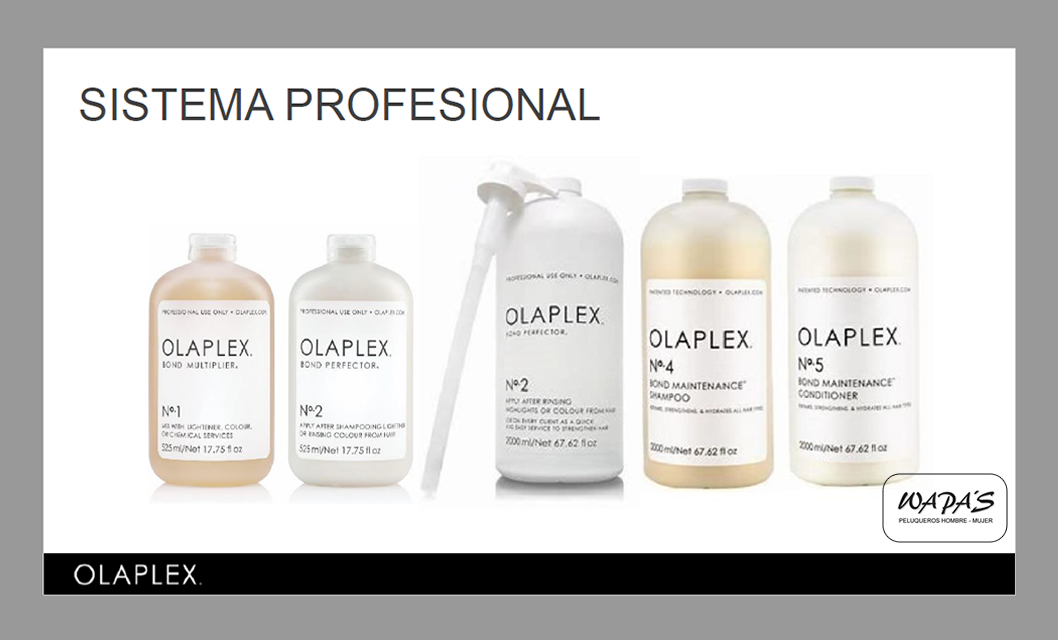 productos profesionales Olaplex