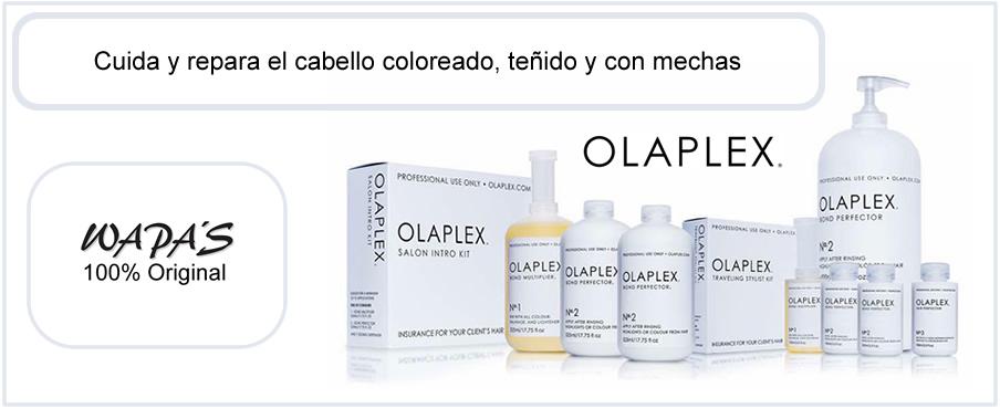 Olaplex - tratamientos